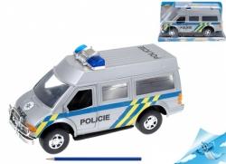 POLICIE AUTO NA SETRVAČNÍK *