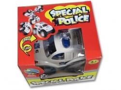 POLICEJNÍ AUTO NA BATERIE PŘEVRACECÍ