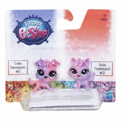 HASBRO LITTLE PET SHOP DUHA 2KS